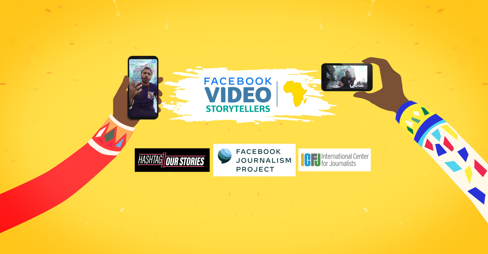 FB Video Storytellers Logo