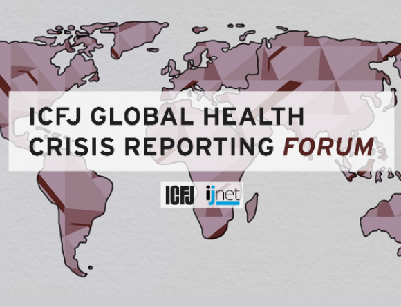 ICFJ Global Health Crisis Reporting