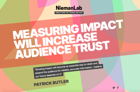 Our Prediction in 2019: Measuring Impact Will Increase