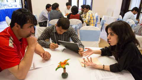 South Asia Journalism Workshop