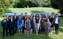 2018 Burns Fellows