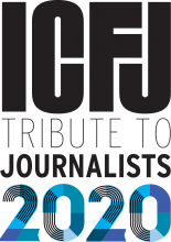 ICFJ Tribute to Journalists 2020